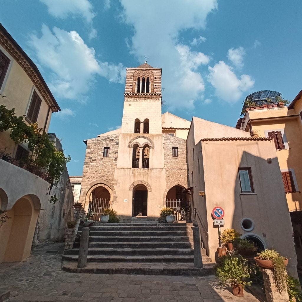Chiesa di San Michele Arcangelo a Itri.