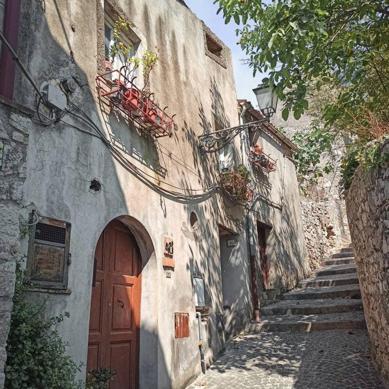 borghi da visitare nel Lazio