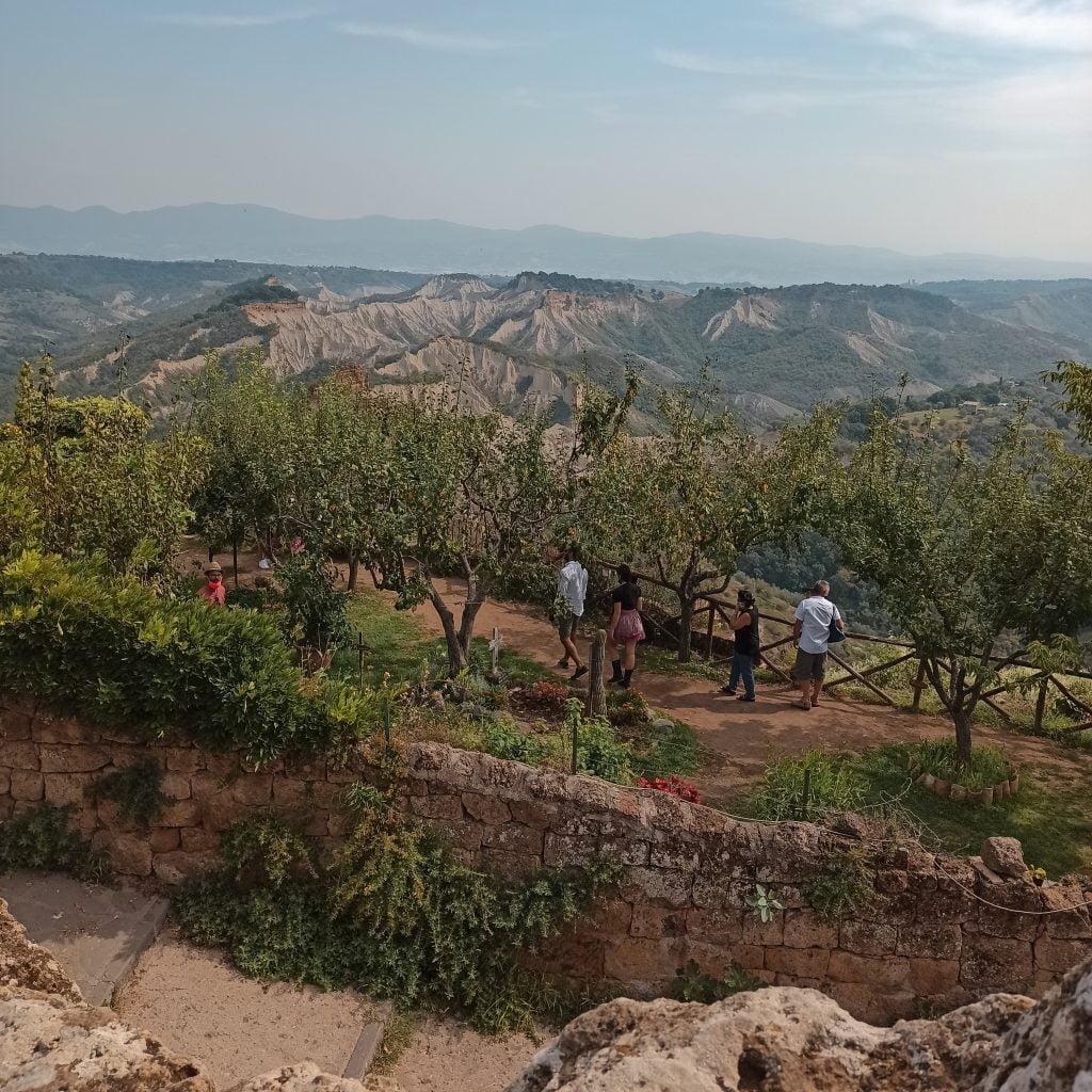 I borghi da vedere nel Lazio: giardino del Poeta