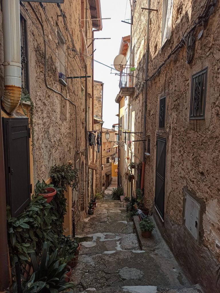 Borghi da vedere nel Lazio: Maranola.